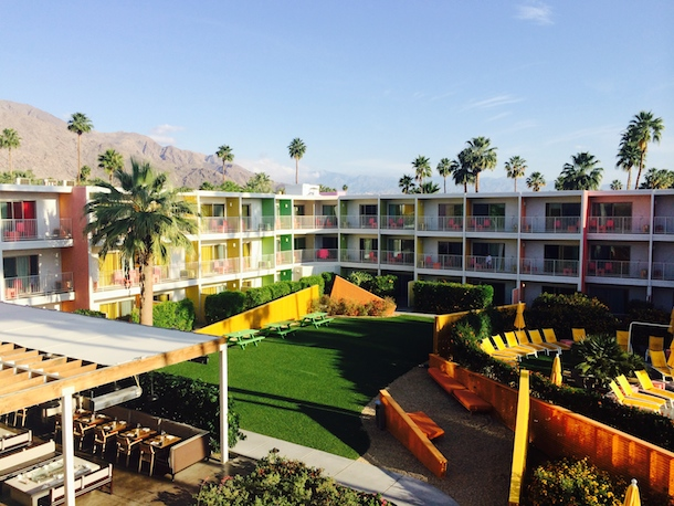 palm springs travel guide 2015