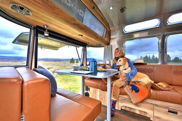 Airstream-Pendleton-national-parks-100th-anniversary