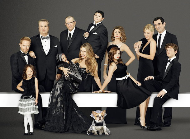 Photo credit: Modern Family ABC