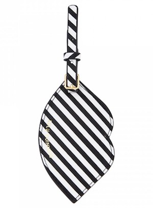 stripe-luggage-tag