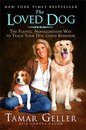 front cover of tamar geller book The Loved Dog