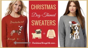 christmas dog sweaters 2017